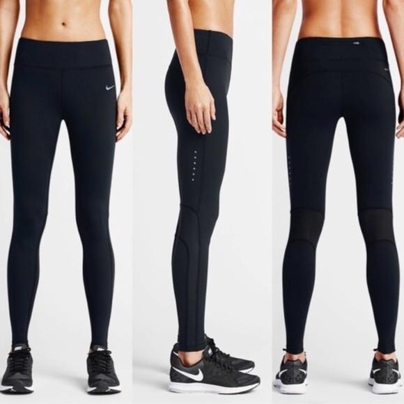 a8045f76f27cb3 Nike Dri Fit black women's workout leggings. M_5b1425ab7386bc55b8b45433